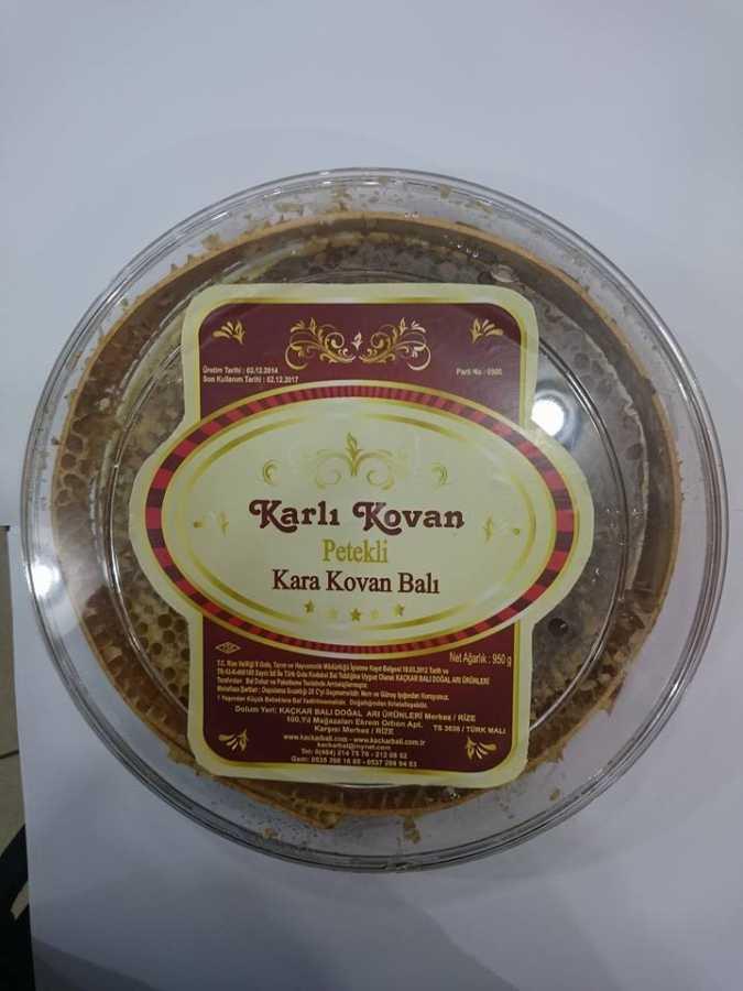Karakovan Yayla Balı 1 kğ